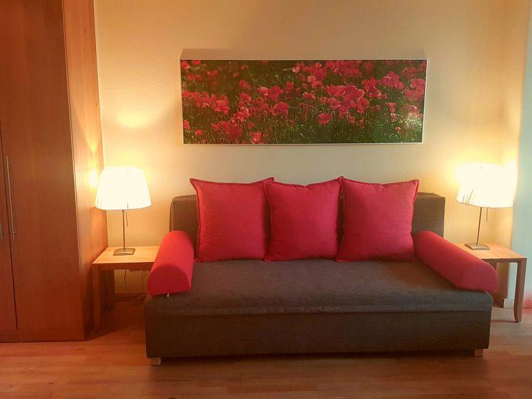 Suite Relax Wohnbereich